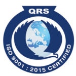 QRS ISO 9001 2015 Certified