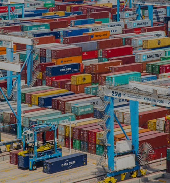 Expansion of Container Terminal 1, Khalifa Port