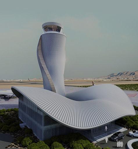 Fujairah International Airport Fujairah UAE.